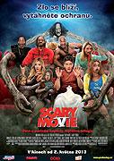 """Hlavním terčem Scary Movie 5 jsou úspěšné """"dokumentární"""" horory série Paranormal Activity. Mladým manželům, Danovi a Jody, se narodí první dítě, jenže místo aby se radovali z novorozence, musí se […]"""