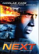 NEXT je adaptací povídky Golden Man od jednoho z největších velikánů světové sci-fi literatury P.K. Dicka. Cris Johnston (N. Cage) je obdařen schopností vidět do budoucnosti a také určovat správný […]
