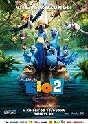 Vzácní modří papoušci Blu a Perla žijí vbrazilském Riu poklidným městským domáckým životem. Snimi tam postupně vyrůstají i jejich tři děti. Nejmladší Raubíř je věrný svému jménu a touží po […]