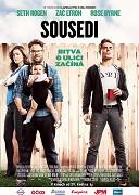 Mac (Seth Rogen) a Kelly (Rose Byrne) jsou hrdými rodiči malé holčičky a tak nějak smíření stím, že pro ně už skončily divoké večírky a že jediné špeky, které mají, […]