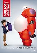 Velká šestka je emocemi nabité komediální dobrodružství o malém geniálním konstruktérovi robotů jménem Hiro Hamada, který se naučí využívat svůj talent. Pomůže mu v tom jeho neméně nadaný bratr Tadashi […]