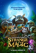 """""""Strange Magic"""" je Disneyho nejnovější animovaný film, ztřeštěný pohádkový muzikál inspirovaný """"Snem noci svatojánské"""". Populární písně posledních šesti dekád pomáhají vyprávět pestrý příběh kouzelných postaviček skřítků, goblinů, elfů a víl […]"""