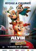 Čiperné veverky Alvin, Simon a Theodore jsou zpět! A jsou jako vždy nabití energií, písničkami a především naprosto šílenými nápady. Jejich nový, už čtvrtý příběh začíná tradičně: velkým nedorozuměním. Alvin, […]