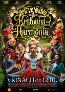 Rozprávkovej krajine Spievankovo vládne dobrosrdečná kráľovná Harmónia. Jej úlohou je zaistiť, aby sa z krajiny nikdy nevytratila hudba, spev a dobrá nálada. Avšak obyvateľom Spievankova sa hudba akosi odcudzila, hudobné […]