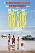 Doug (David Tennant), Abi (Rosamund Pike) a jejich tři děti jedou na oslavu narozenin Dougova otce Gordieho (Billy Connolly) na Skotskou vysočinu. Brzy se však ukáže, že jejich plán na […]
