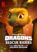 Dračí záchranáře čeká úžasná honba za pokladem! Musí totiž rychle najít vzácné zlaté dračí vejce a ochránit ho před zlými piráty