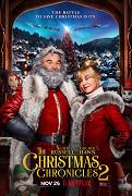 Kate, která od minula trochu povyrostla, špatně snáší nového přítele svojí mámy. Rozhodne se proto utéct a octne se na severním pólu, kde se zlý elf chystá zrušit Vánoce.