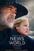 Veterán z americké občanské války, který jezdí po celé zemi a přináší lidem zprávy ze světa, se vydá na nebezpečnou cestu přes Texas, aby osiřelé dívce našel nový domov
