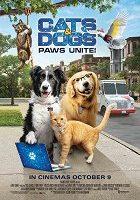 Mačka Gwen a pes Roger, ktorí zachraňujú svet bez toho, aby to ľudia kedy zistili. Dlhoročný mier medzi psami a mačkami je však ohrozený, keď zlodušský papagáj zistí, ako manipulovať […]